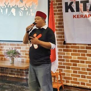 Ketua KITA DKI Jakarta Teguh Eko Prastyono