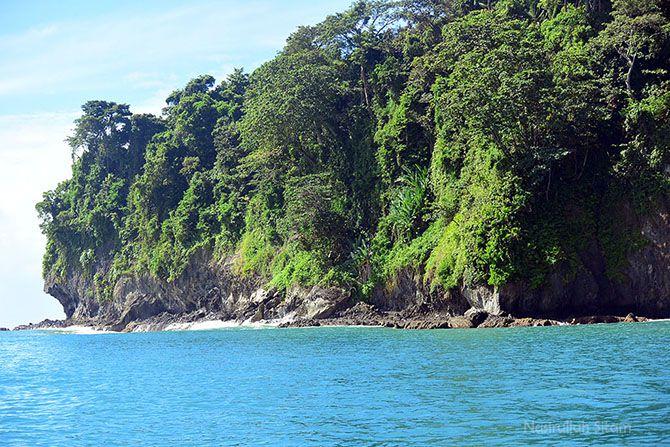 Sudut lain pulau Nusakambangan