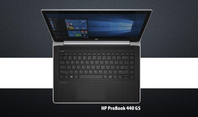 Harga dan Spesifikasi HP ProBook 440 G5
