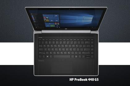 Harga dan Spesifikasi Lengkap HP ProBook 440 G5