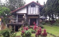 villa istana bunga lembang 2 kamar