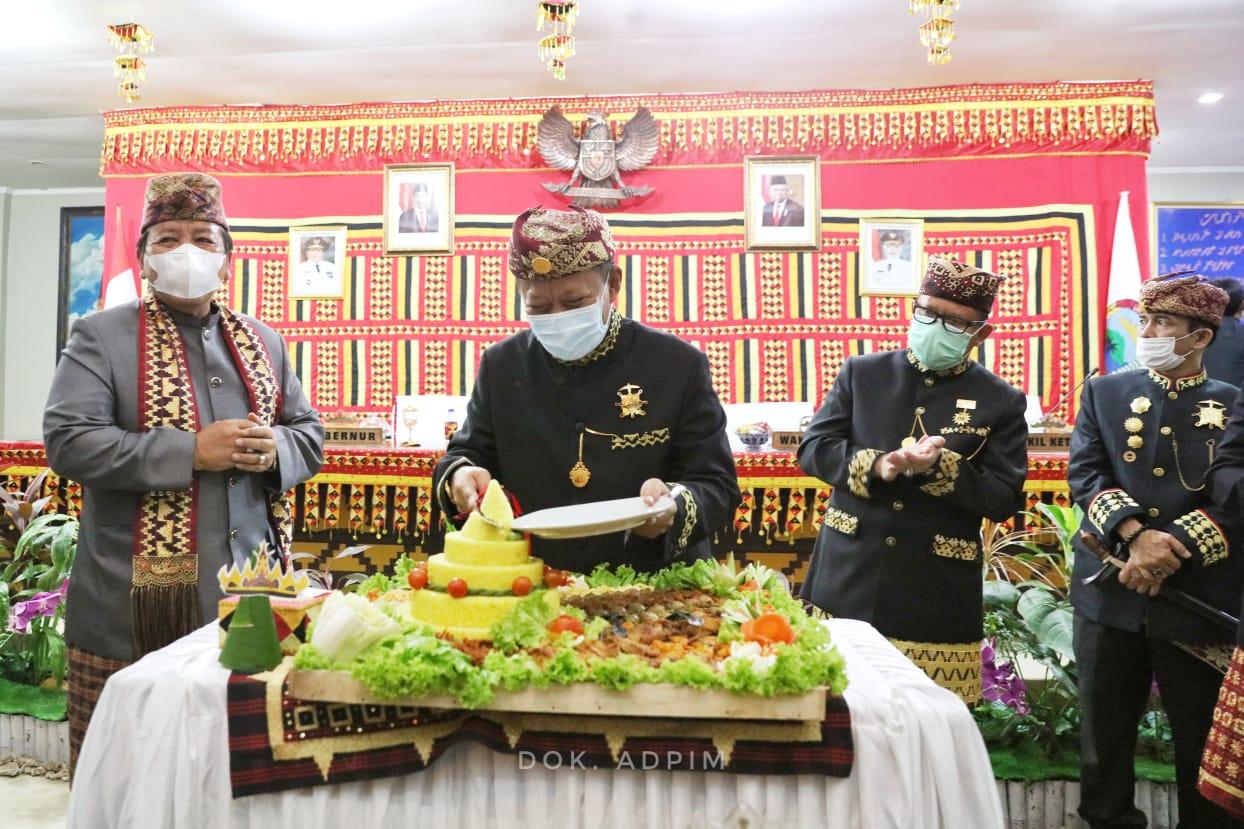 Rapat Paripurna HUT Lampung Selatan Ke-64, Gubernur Arinal Dorong Lamsel Semakin Sejahtera dan Berdaya Saing