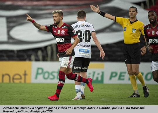 wsww.seuguara.com.br/Arrascaeta/Flamengo/Brasileirão 2020/
