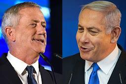 Likud, Azul e Branco, trabalha para obter apoio para formar o governo