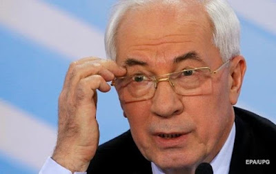 Суд ЄС відмовився скасовувати санкції щодо Азарова