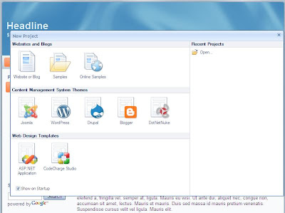 Make Your Own Premium Wordpress Theme, Joomla , Blogger Template Free