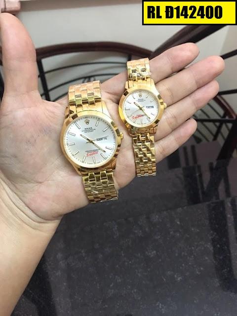 đồng hồ đeo tay rolex rl đ142400