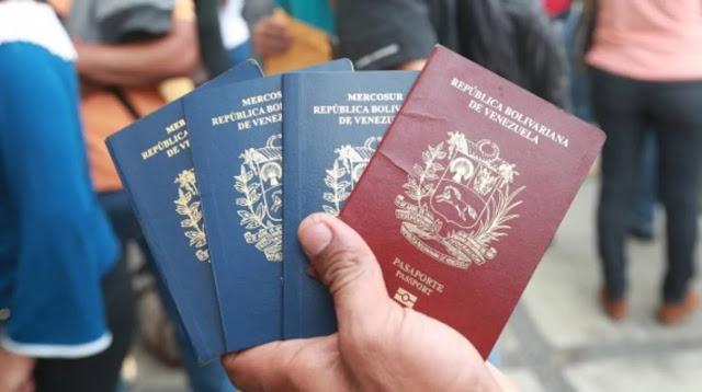 ABC sobre la prórroga y validez de pasaportes venezolanos