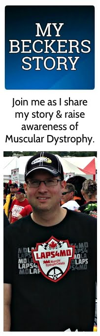 Our founders story of living with Muscular Dystrophy