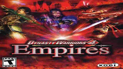 Download Game Dynasty Warriors 4 Empires ISO PS2 (PC)