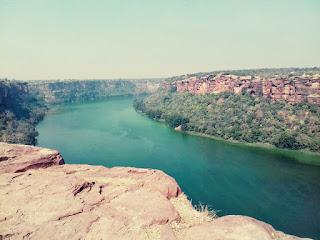 River in Rajasthan