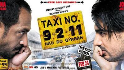 Download Taxi No 9211 (2006) Full Movie Hindi 720p HDRip