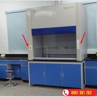 Tủ hút khí độc phòng thí nghiệm (fume hood)