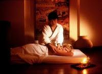 masaje relajante oriental en Madrid