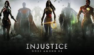 Injustice Gods Among Us APK + Data Unlimited Money and Energy