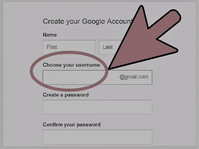 How to create a username