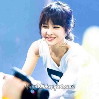 Photo Imut dan Cantik Jeon Boram T-ara Paling Baru
