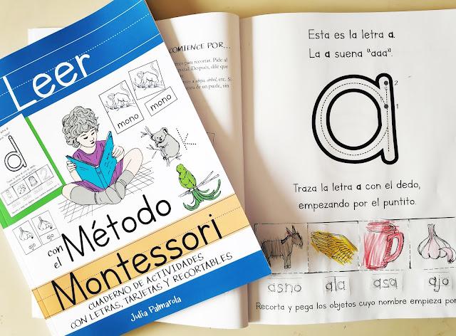 libro leer con montessori
