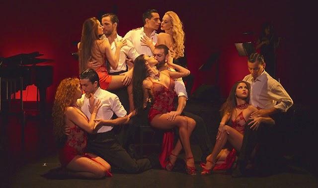 Το Θέατρο Παλλάς γεμίζει με «Φλόγες Πάθους και τη μαγεία του τάνγκο