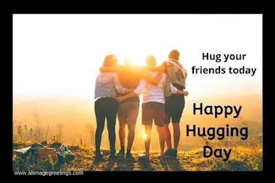 international hug day