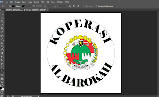 Cara Membuat Stempel Di Photoshop8