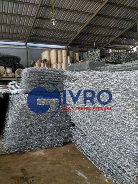 Kawat Bronjong Givro Multiteknik Perkasa Jakarta Timur
