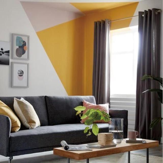Kombinasi Warna Cat Rumah Dalam Ruangan Yang Bagus