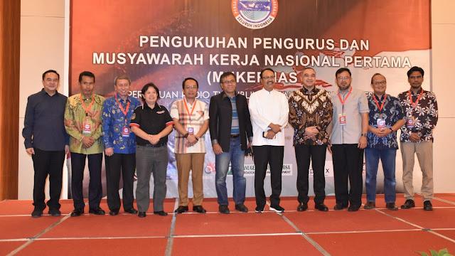 Kadiskominfo Kampar Hadiri Gala Dinner Bersama Ketua Umum Persada.id dan Bupati Tangerang
