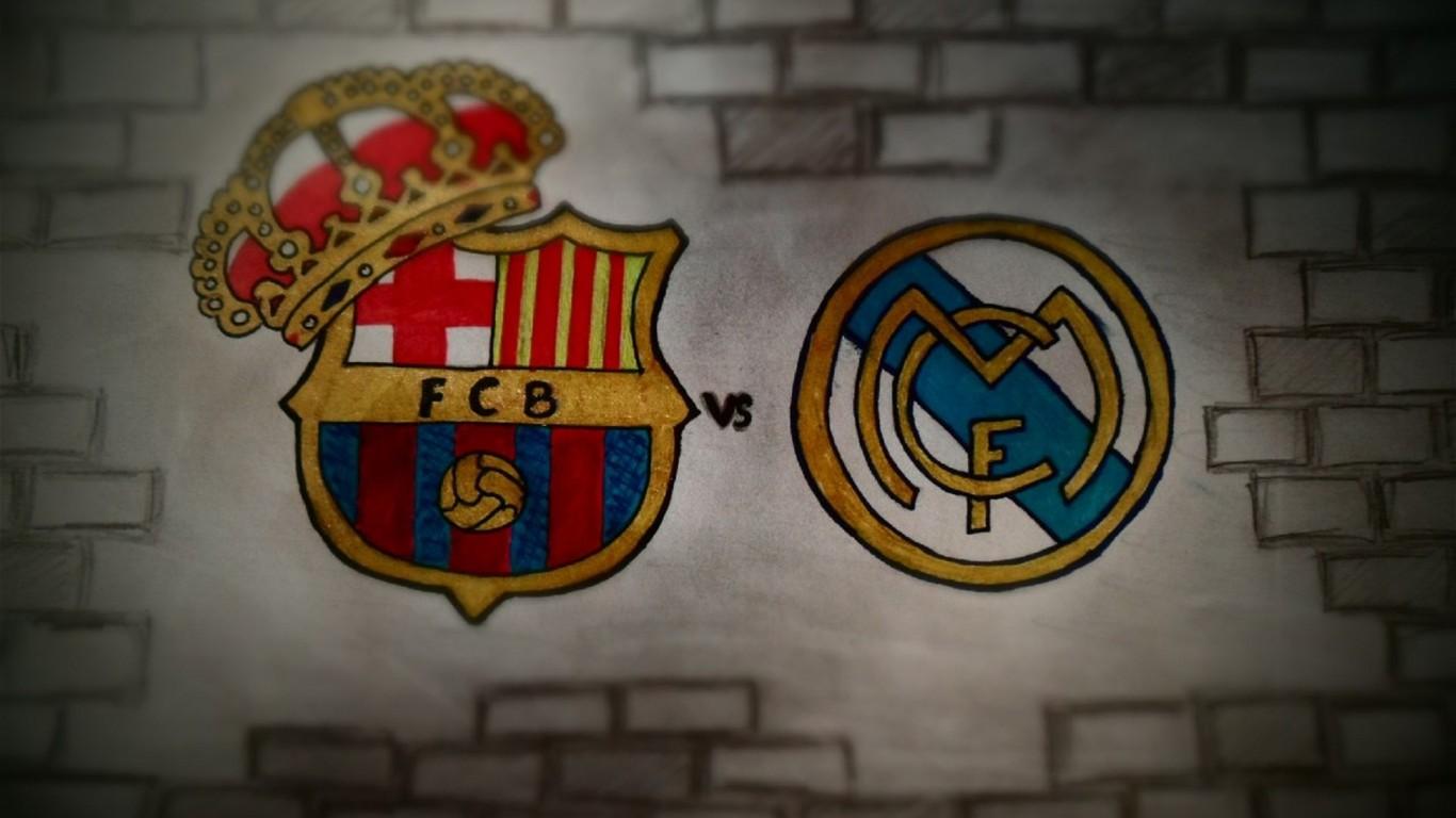Sport Wallpaper Fc Barcelona: FC Barcelona Vs Real Madrid