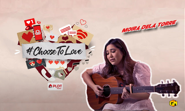 PLDT Choose to love Gizmo Manila