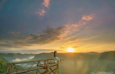 Wisata Bukit Panguk Kediwung