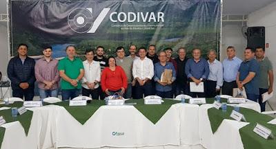 Assembleia do CODIVAR apresenta  propostas de ações do Plano Estratégico