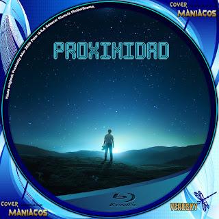 GALLETA PROXIMIDAD - PROXIMITY 2020[COVER BLU-RAY]