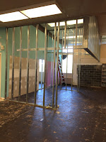 framing for collaboration spaces