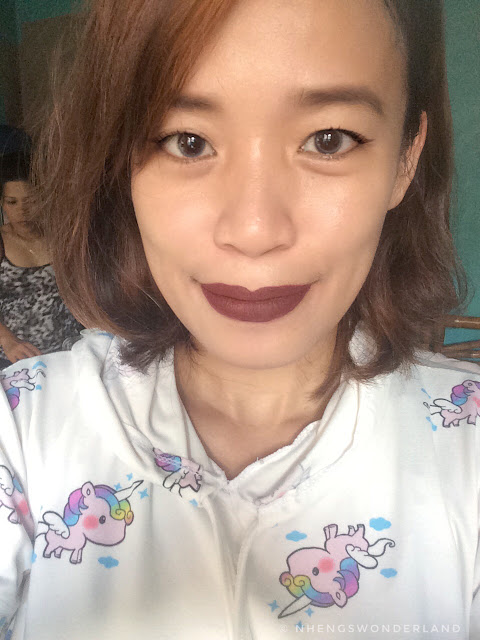 Love Long-Lasting Matte Liquid Lipstick