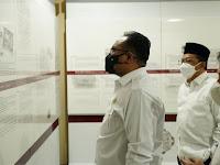 Lihat Galeri Haji, Menag Yaqut: Ini Keren.. !!!