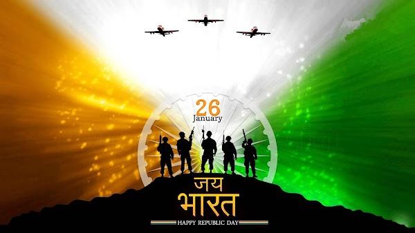 गणतंत्र दिवस पर निबंध व भाषण 26 January Republic Day Essay Speech Hindi