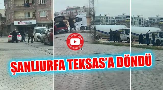 Urfa'da taşlı, sopalı ve silahlı kavga: 4 yaralı