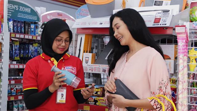 Lowongan Kerja Store Crew PT. Sumber Alfaria Trijaya Tbk (Alfamart) Penempatan Serang, Cilegon, Pandeglang & Lebak