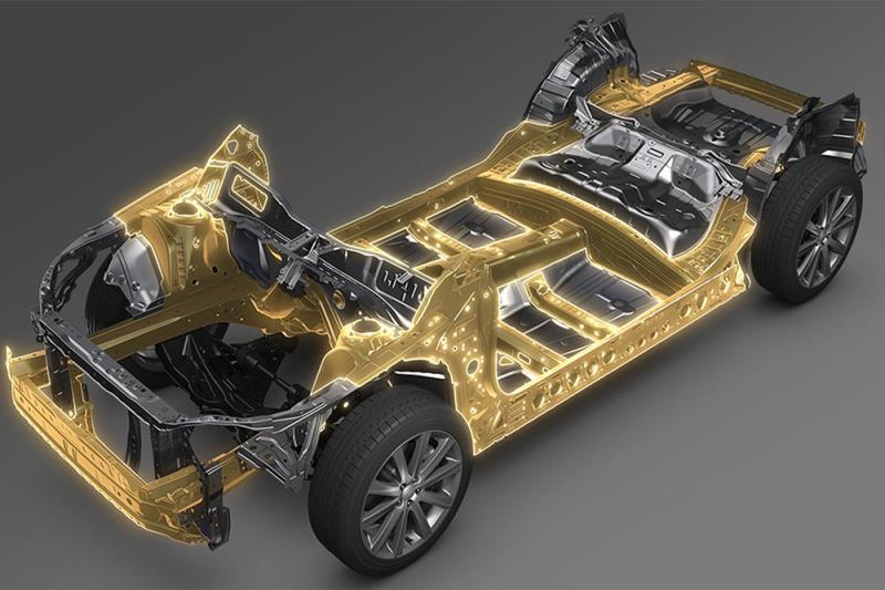 Vì sao nhiều mẫu xe thường sử dụng chung một Platform?