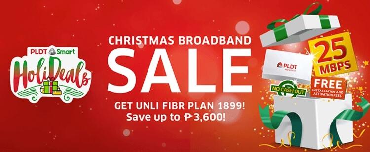 PLDT Upgrades Unli Fibr, DSL Plan Speeds with Christmas Broadband Sale