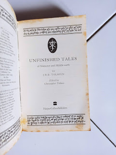 1 Unfinished Tales of Numenor and Middle Earth
