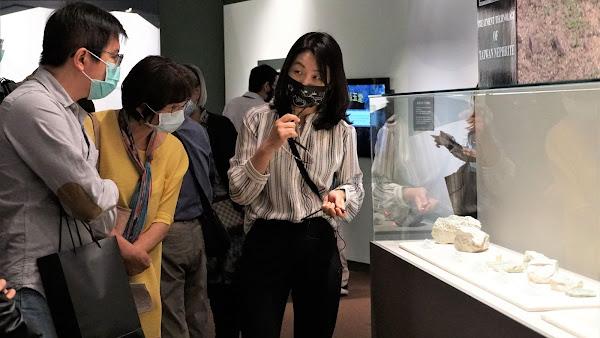 台中科博館美石展 《玉言故事:臺灣玉傳奇》特展