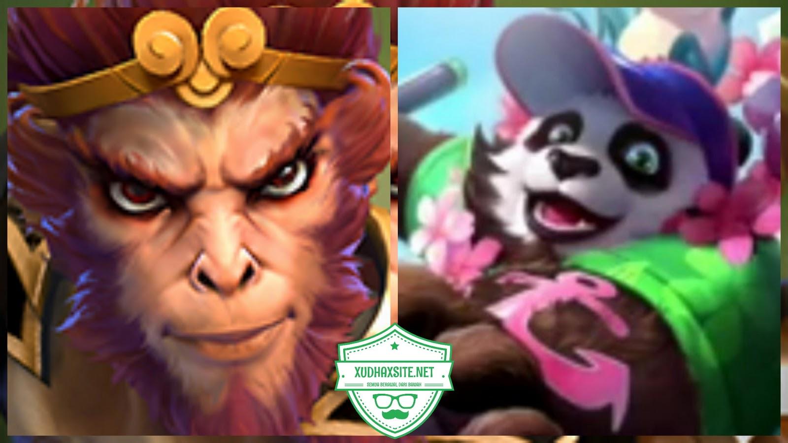 Monkey King dan Akai