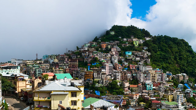 State of Mizoram-Map-Population-capital-Culture-Geography etc,