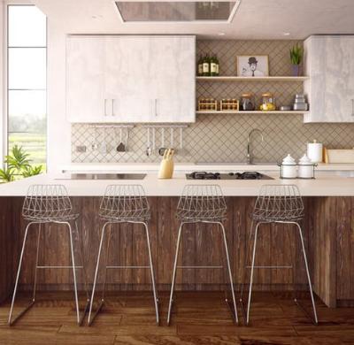 أخطاء شائعة في تصميم ديكور المطبخ وترتيبه عليك تجنبها