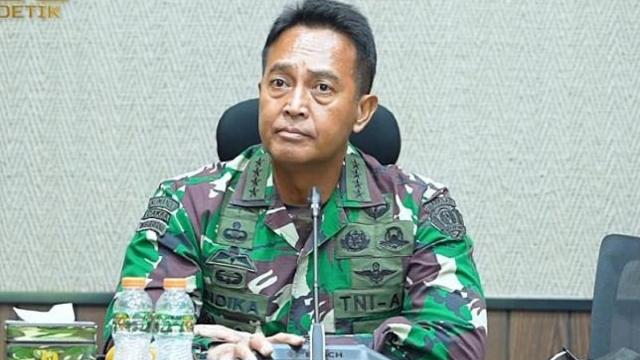 Andika Perkasa jadi Panglima TNI Baru? Connie Sindir Ada Gerakan Senyap