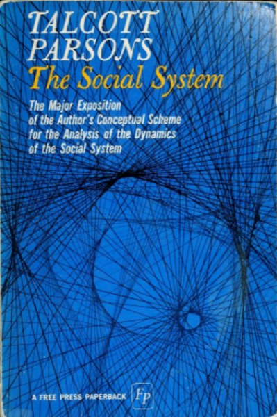 The Social System by Talcott Parsons in pdf