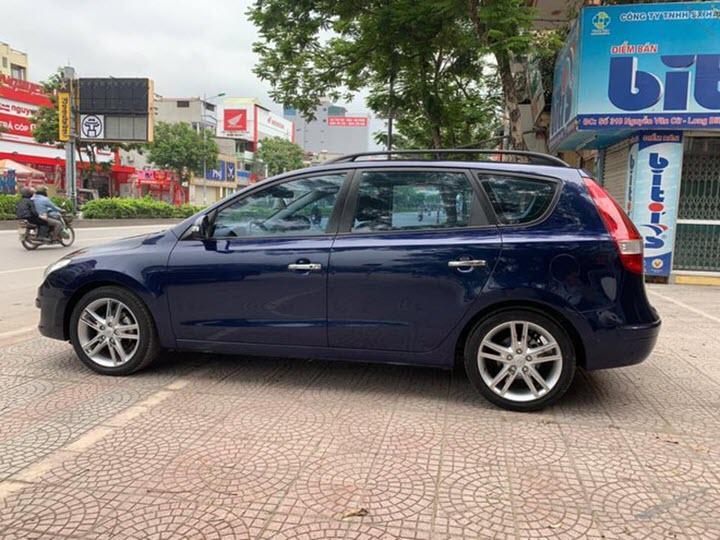 Hyundai i30 CW - xe Hàn 10 năm tuổi giá hơn 300 triệu đồng