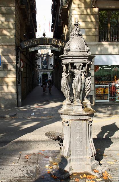 Museo Cera Ramblas Barcelona